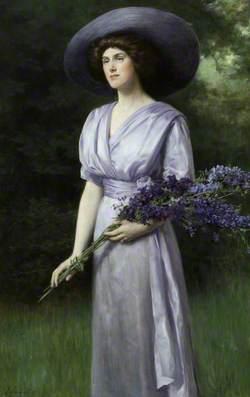 Doris Allan (1883–1962), Lady Vernon
