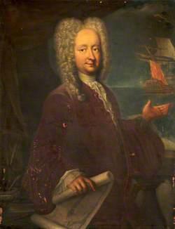 Admiral Francis Legh (1686–1737)