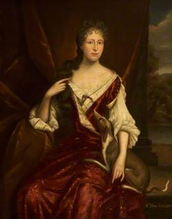 Susanna Sanderson (d.1725), Mrs Peter Vansittart