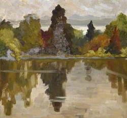 The Lake at Mount Stewart