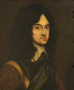 Charles II (1630–1685), as a Young Man