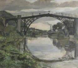 The First Iron Bridge, Shropshire