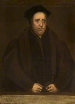 Sir Rowland Hill (1492–1561)
