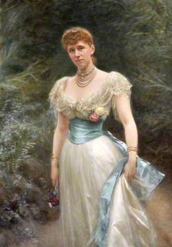 Lady Gertrude Lucia Egerton (1861–1943), Countess of Albemarle