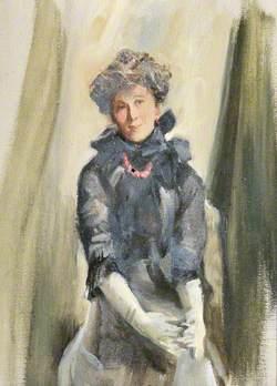 Anna Louisa Watson Taylor (1843–1933), Lady Egerton