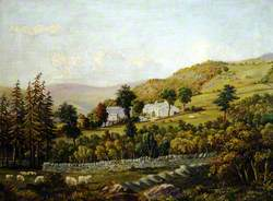 View of Scrogg's Farm, Staveley