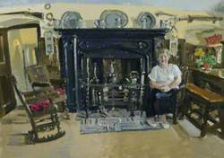 Margaret Gregg (1964–2004), Custodian at Townend