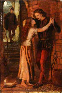 The Theodore Watts-Dunton Cabinet: Faust and Margaret in Prison
