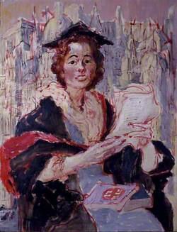 Rosalie Glynn Grylls (1905–1988), Lady Mander