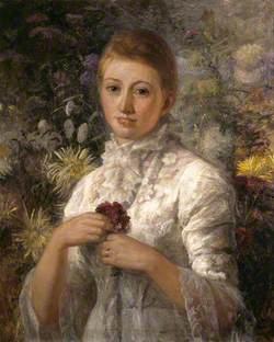 Flora St Clair Paint (d.1905), Mrs Samuel Theodore Mander
