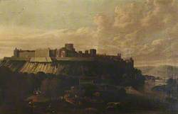 View of Windsor Castle from the North