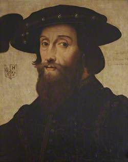 Called 'Edward Seymour (1506?–1552), 1st Duke of Somerset, Lord Protector Somerset'