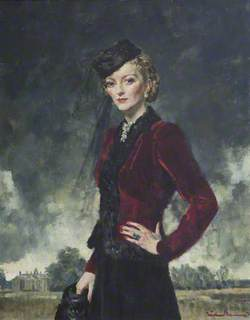 Katherine 'Kitty' Hariot Kinloch (d.1952), Lady Brownlow