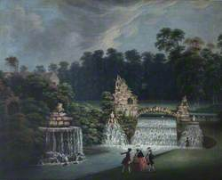 The Cascade at Belton, Lincolnshire