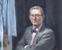 Edward John Peregrine Cust (b.1936), 7th Baron Brownlow, CStJ