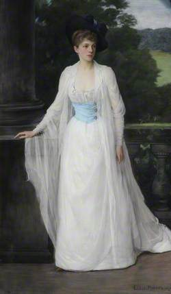 Susannah West Wilson (1865–1943), Mrs John Graham Menzies, Later Lady Holford