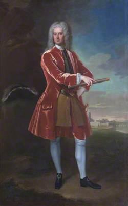 Colonel Harbord Harbord (1675?–1742) (Harbord Cropley)