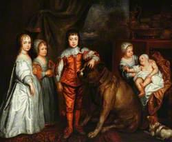 The Five Eldest Children of Charles I