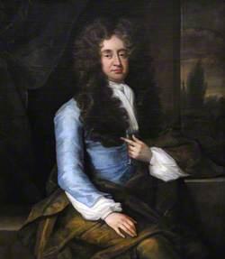 Sir John Harpur (c.1645–1681), 3rd Bt