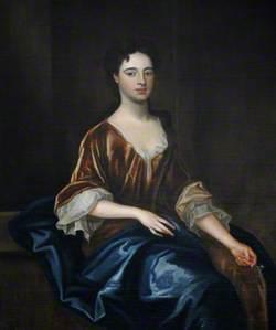 Mary Harpur (d.1752), Lady Holte