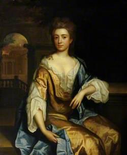 Elizabeth Gunter (b.1669), Mrs Nicholas Starkie