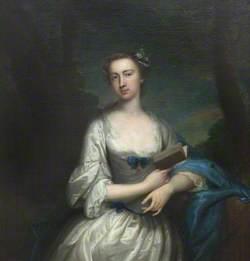 Called 'Elizabeth Dobyns (1693–1735/1736), Mrs Ashe Windham'