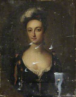 Portrait of an Unknown Lady in a Feathered Cap