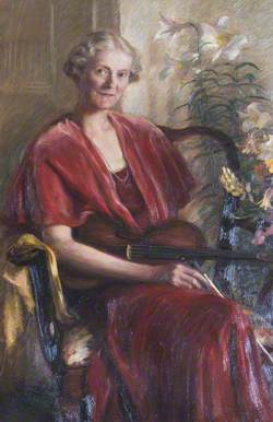 Diana Langton (1872–1963), Lady Montgomery-Massingberd