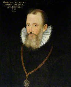 George Talbot (1528–1590), 6th Earl of Shrewsbury