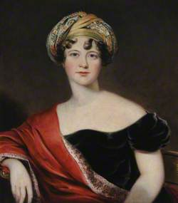 Lady Harriet Cavendish (1785–1862), Countess Granville