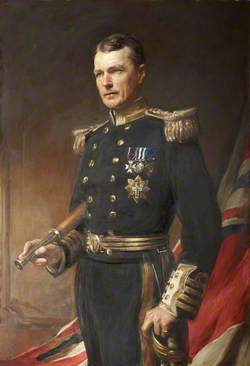 Rear Admiral Frederick William Fane Hervey (1863–1951), 4th Marquess of Bristol