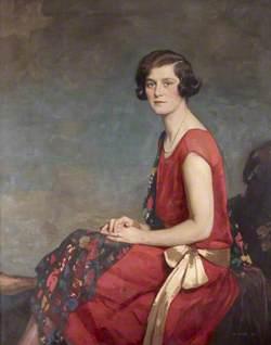 Lady Marjorie Fane Hervey (1898–1967), Lady Erskine