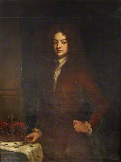 John Hervey (1665–1751), 1st Earl of Bristol, as a Young Man