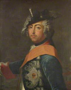 Frederick II (1712–1786), King of Prussia, 'Frederick the Great'