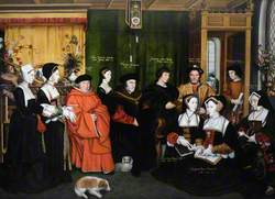 Sir Thomas More and His Family