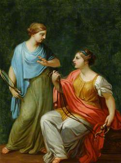 Wisdom (Prudence) and Temperance