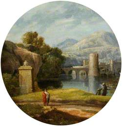 A Classical Landscape: Afternoon