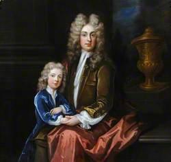 Edward Graham (c.1679/1681–1710), 2nd Viscount Preston, and His Son Charles Graham (1706–1739), Later 3rd Viscount