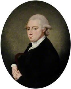 Portrait of an Unknown Gentleman in Black