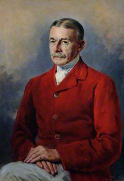 Lieutenant Colonel Alfred Worsley Pennyman (1883–1914), KOSB