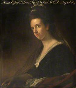 Anne Hussey Delaval (1737–1812), Lady Stanhope