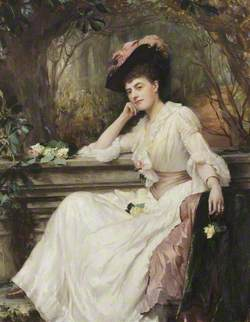 The Honourable Elizabeth Evelyn Harbord (1860–1957), Lady Hastings