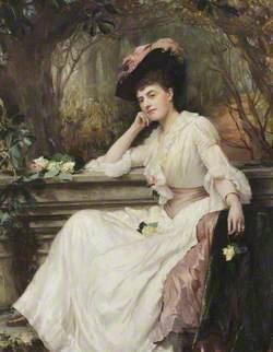 The Honourable Elizabeth Evelyn Harbord (1860–1957), Lady Hastings