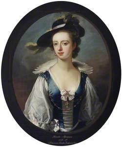 Rhoda Apreece (d.1759), Mrs Francis Blake Delaval