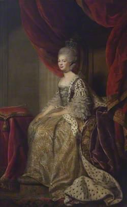 Charlotte Sophia of Mecklenburg-Strelitz (1744–1818)