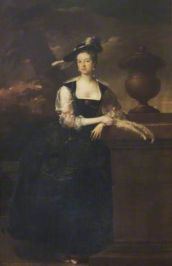 Anne Lee (d.1742), Mrs George Venables-Vernon