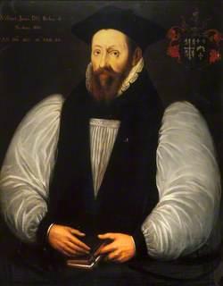 William James (1506–1617), Bishop of Durham, Aged 66