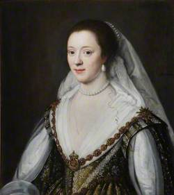 Frances Coke (1601–1645), Viscountess Purbeck