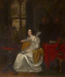 Ellen Adderly (1809–1896), Viscountess Dillon of Costello-Gallin
