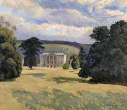 Basildon Park from the West